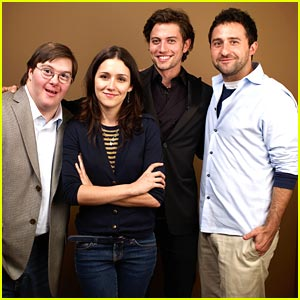 Jackson Rathbone Premieres 'Girlfriend' at TIFF
