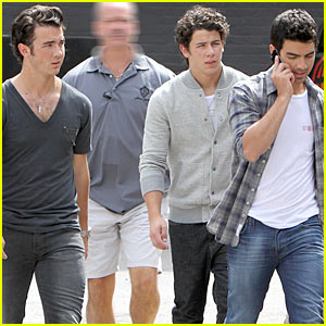 Jonas Brothers: Camp Rock 2 Pumped!!!