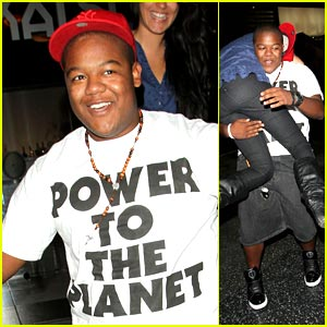 Kyle Massey To Cha-Cha-Cha with Lacey Schwimmer