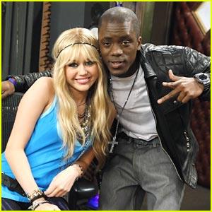 Miley Cyrus: Duet with Iyaz on Hannah Montana!