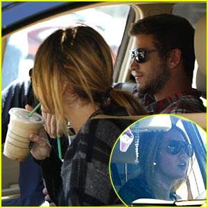 Miley Cyrus &#038; Liam Hemsworth: Back Together?