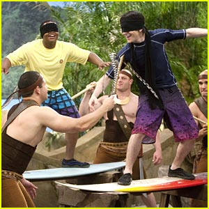 Mitchel Musso & Doc Shaw: Blindfolded Brothers
