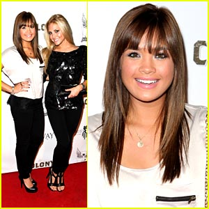 Nicole Anderson: Beauty with Bangs