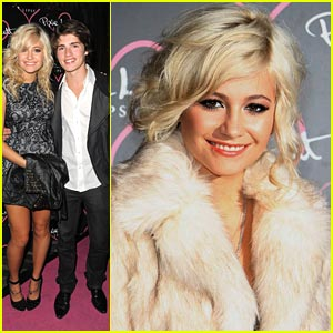 Pixie Lott & Gregg Sulkin: Lipsy Launch in London!
