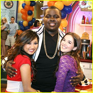 Sean Kingston Guest Stars on Suite Life on Deck!