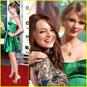 Taylor Swift Gets an 'Easy A'