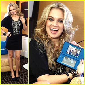 Tiffany Thornton: Nintendo Studio Sweetheart