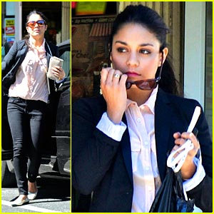 Vanessa Hudgens: Business Meeting Beautiful