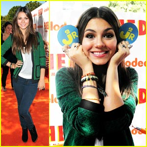 Victoria Justice: New Music Next Year!