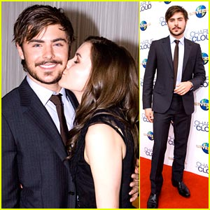 Zac Efron Premieres 'Charlie St. Cloud' in Sydney