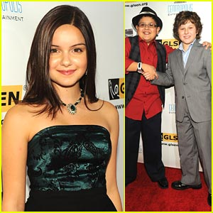 Ariel Winter, Nolan Gould & Rico Rodriguez: GLSEN Group
