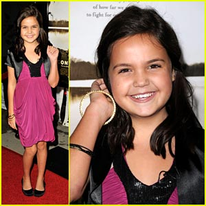 Bailee Madison is Conviction Cute
