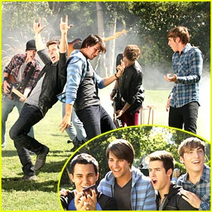 Big Time Rush Get Big Time Fans