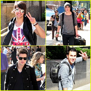 Big Time Rush: Boston, Here We Come!