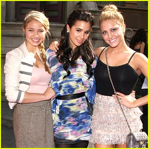 Cassie, Josie & Ayla: Power of Youth Perfect