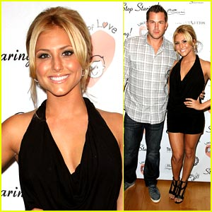 Cassie Scerbo Wants You to Stop Staring