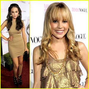 Chloe Bridges & Meaghan Martin Take On Teen Vogue