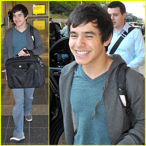 David Archuleta Goes to Washington