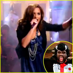Demi Lovato: 'Work of Art' Music Video with Shaq!
