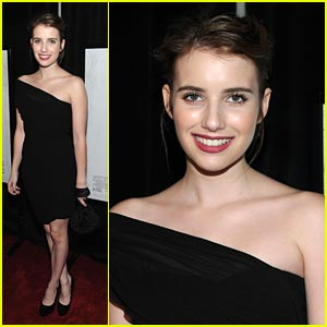 Emma Roberts Has 'My Soul To Take'