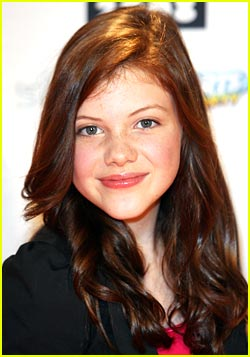 Georgie Henley: Operation Christmas Child in Narnia