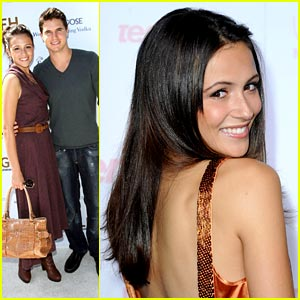 Italia Ricci: Vintage For Teen Vogue