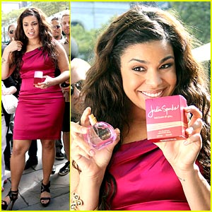 Jordin Sparks is All About Orange