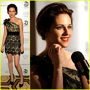 Kristen Stewart: 'Welcome To The Rileys' Screening!