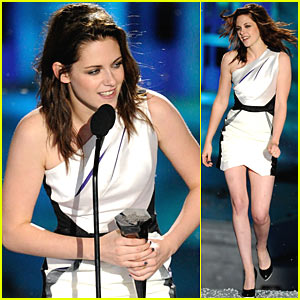 Kristen Stewart: Scream Awards Fantasy