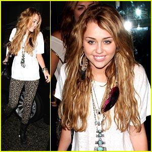 Miley Cyrus: Milkshakes on Monday