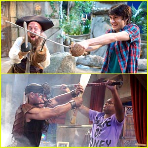 Mitchel Musso & Doc Shaw: O Brother, Where Arr Thou?