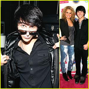 Mitchel Musso & Tiffany Thornton are DM'ing For Change