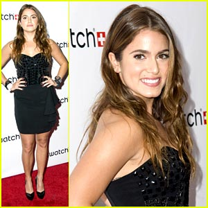 Nikki Reed: Switches & Swatches