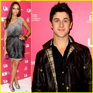 Amber Stevens & David Henrie: Hot in Hollywood!