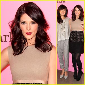 Ashley Greene Makes Her Mark on NYC