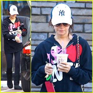 Ashley Tisdale: NY State of Mind