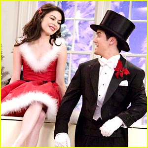 Big Time Rush: 'All I Want For Christmas' is Miranda Cosgrove!