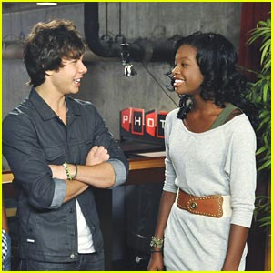 Coco Jones Meets Allstar Weekend