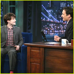Daniel Radcliffe Gets Funny with Fallon