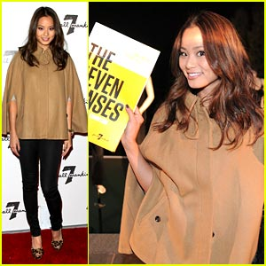 Jamie Chung Finds the Seven Senses