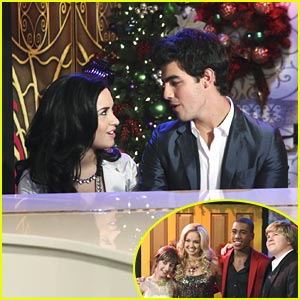Joe Jonas Guest Stars on Sonny With A Chance!