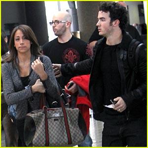 Kevin & Danielle Jonas: LAX Lovers