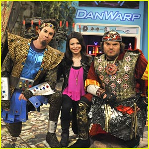 Miranda Cosgrove: Jerry Trainor Vs. Jack Black