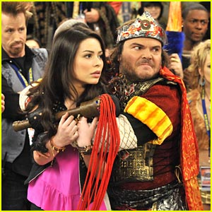 Miranda Cosgrove Starts a Fan War with Jack Black