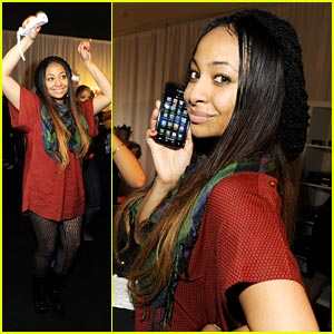 Raven Symone: AMA Gifting Suite-heart