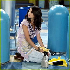 Selena Gomez is Lucky Charmed