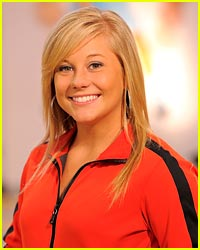 Shawn Johnson Has a Sweet Tooth