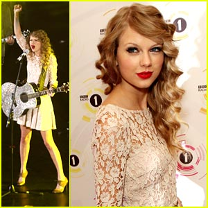 Taylor Swift Bbc Teen Awards 2010 Taylor Swift Just Jared Jr