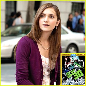 Alyson Stoner is Ready For Camille's 'Step Up' Story