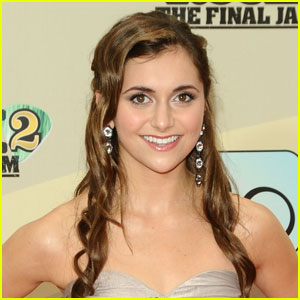 Alyson Stoner Interview -- Send In Your Questions!